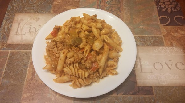 Turkey And Peppers Goulash Recipe