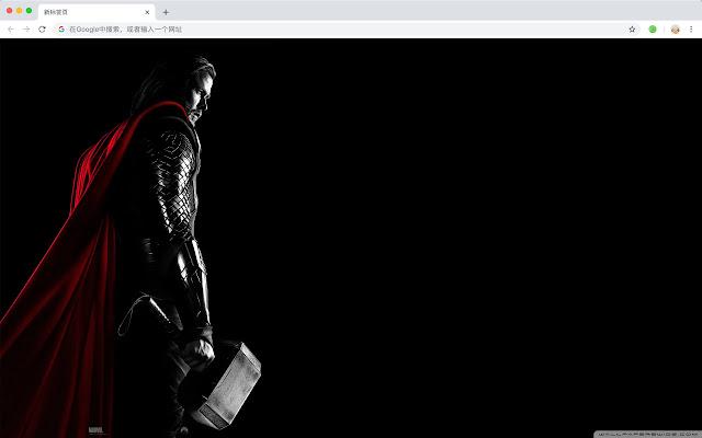 Raytheon Popular Marvel HD New Tabs Themes