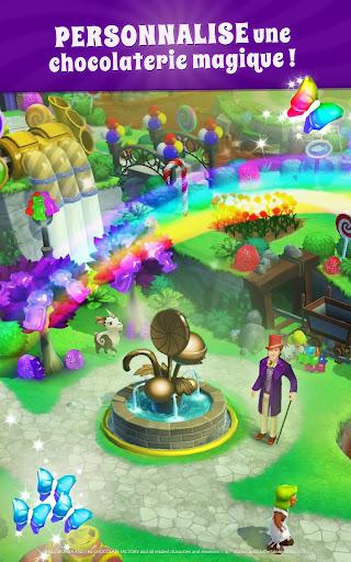 Wonka : Monde des Bonbons – Match 3  captures d'écran 6