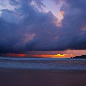 phuket sunset by Rami Asaad - Landscapes Sunsets & Sunrises (  )