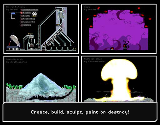 The Powder Toy screenshots 4