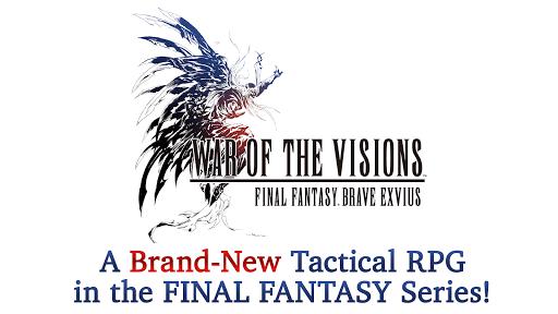 FFBE WAR OF THE VISIONS screenshots 1