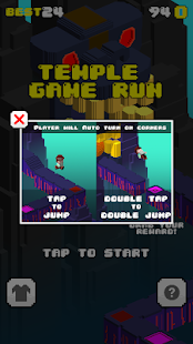 Temple Game Run - náhled