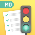 Permit Test MD Maryland MVA icon