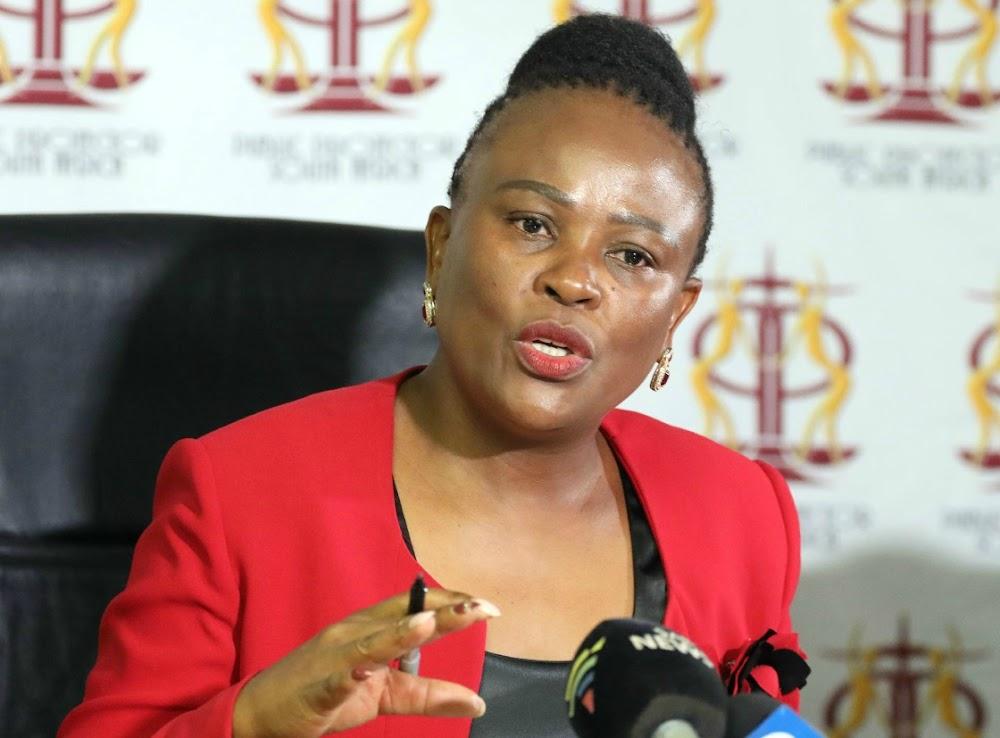 Presidency tells Busisiwe Mkhwebane to stay in her lane - Business Day