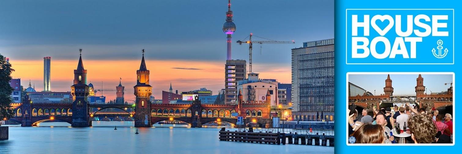 HOUSE BOAT | 26.09.2020 | BERLIN