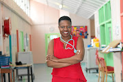 Vhutshilo Netshituni, 36, qualified as the first black paediatric oncologist.