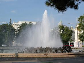 Photo: Die Wiener Fontanelle in voller Pracht. Fontanella di Vienna in tutta la sua gloria. Wiedeńska fontanella w całej okazałości, na Schwarzenbergplatz.