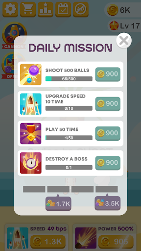 Finger Cannon Master:Ball Blast screenshot 6