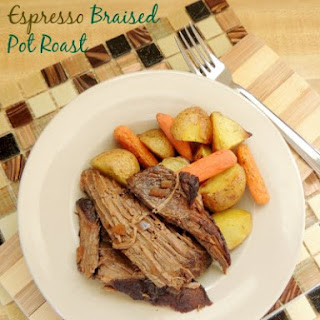 Slow Cooker Espresso Braised Pot Roast