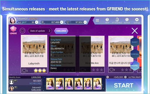SuperStar GFRIEND 1.11.8 screenshots 13