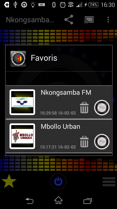 cameroon radio stations android apps on google play. Black Bedroom Furniture Sets. Home Design Ideas