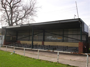 Photo: 02/04/11 v Stratford Town (Midland Football Alliance) 0-3 - contributed by Gyles Basey-Fisher