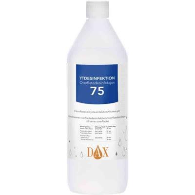 Ytdesinfektion Dax 75
