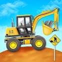 Build A Construction Truck icon