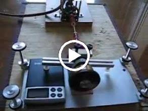 Video: essai avec le moteur Krick annimant la chaloupe Victoria dans les années 80