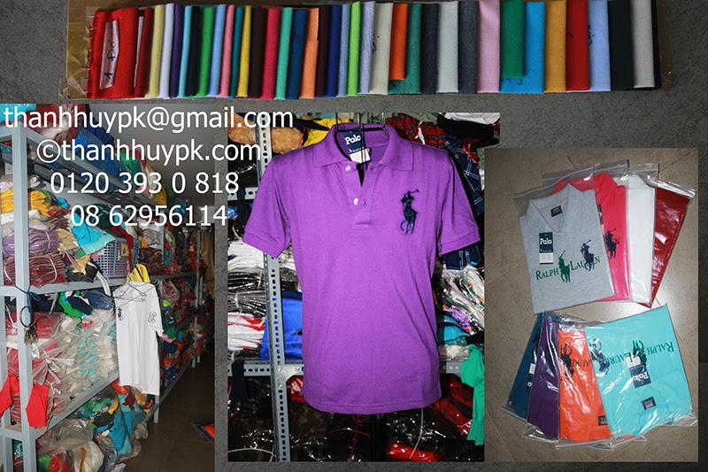 sản xuất, bán sỉ và lẻ áo thun tommy - polo, cung cấp cho các shop thời trang