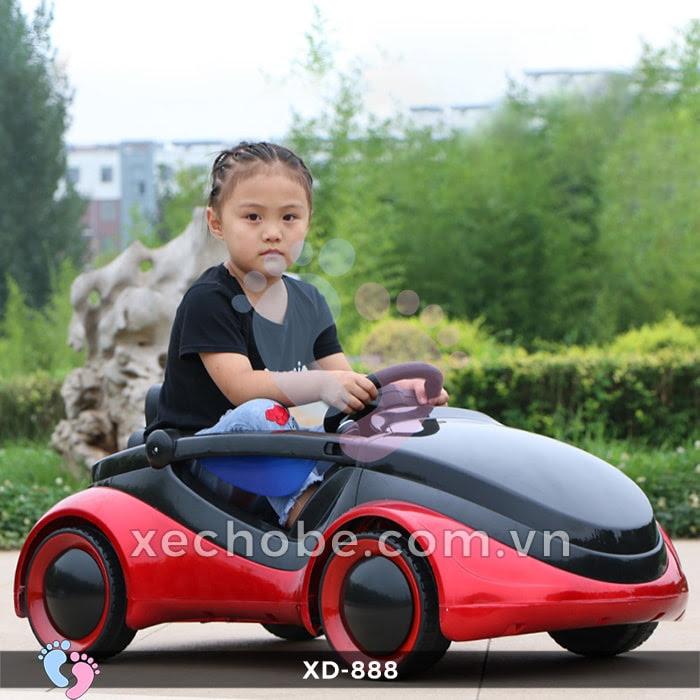 Xe hơi điện trẻ em XD-888 2
