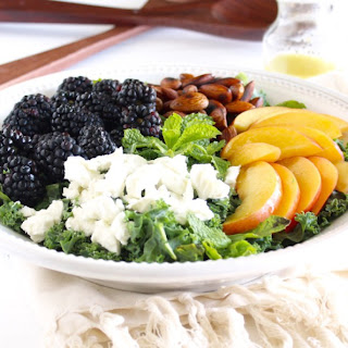 Peach Blackberry Salad Recipes