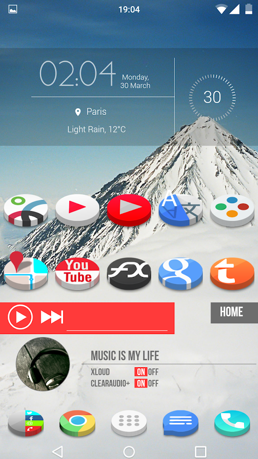 3D Icon Pack - screenshot