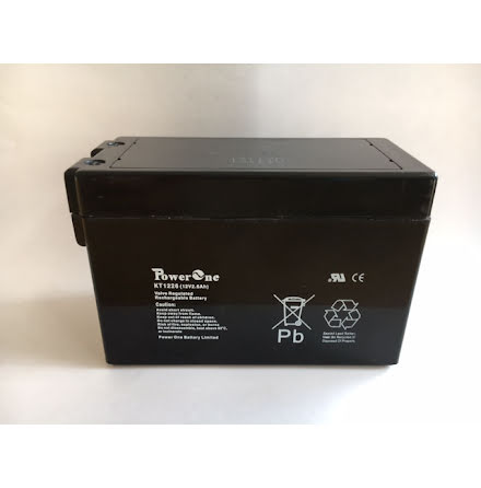 Dometic Powervac Batteri 12V,2,8Ah