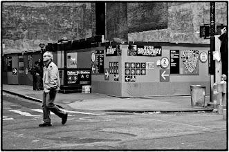 Photo: Lower Manhattan on the way to Zuccotti Park. #streetphotography