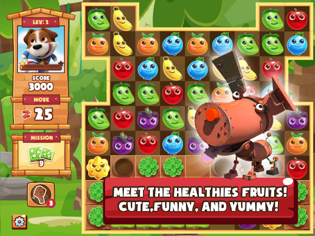 android Tong Daeng Fruity Crush Screenshot 11