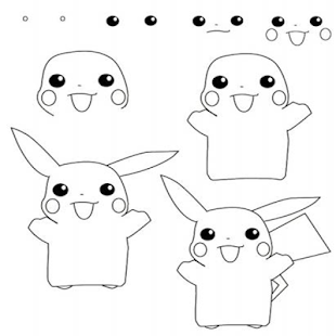How To Draw Pokemon Complete - náhled