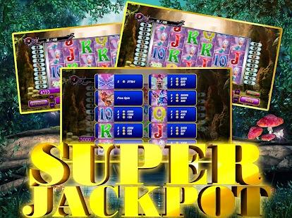 Mystical Fairy Jackpot - Free Slot Machine Golden - náhled