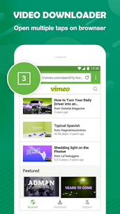 Ultimate Video Downloader All free videos Download App Download For Android 3