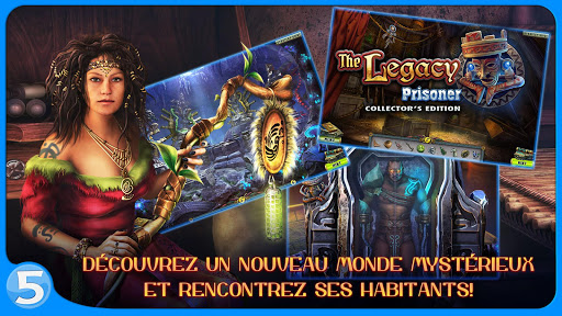 The Legacy: Prisonnière (free-to-play)  captures d'écran 2