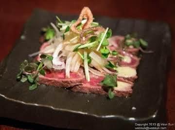 Beef Onion Salad