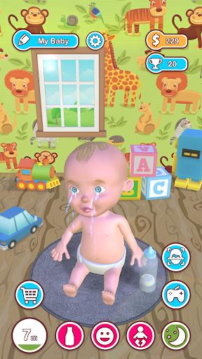 My Growing Baby 1.1.4 screenshots 2