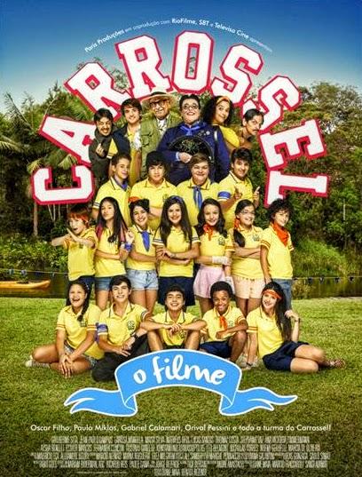 Filme Poster Carrossel - O Filme HDTS XviD & RMVB Nacional