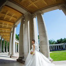 Wedding photographer Tina Markovkina (Shell). Photo of 18.08.2015
