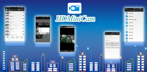 Simplify the user to use IPCamera, support live video,voice etc.