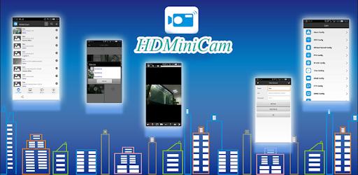 HDMiniCam captures d'écran