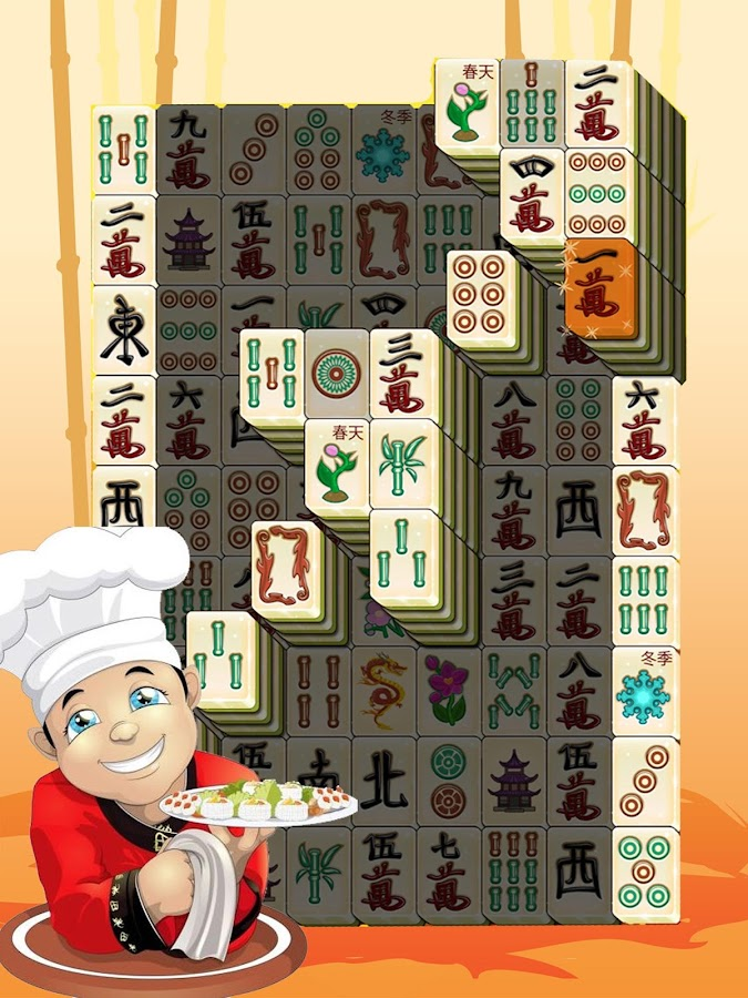 🍣 Mahjong Solitaire Sushi World Free🍣- screenshot