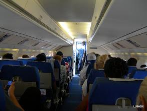 Photo: Fokker 50 de Insel Air que nos llevo de Bonaire a Curazao