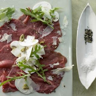 Smarter Beef Carpaccio Recipe