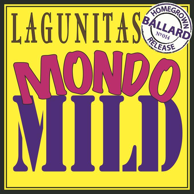 Logo of Lagunitas Mondo Mild