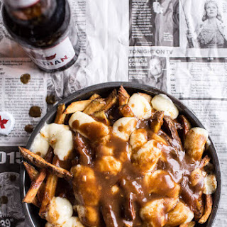 Authentic Canadian Poutine. Recipe