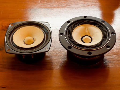 Fostex FE107E and FE108E-Sigma