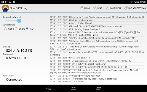 App OpenVPN for Android APK for Windows Phone