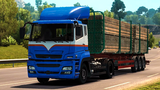 Télécharger Indien Montagne cargaison un camion simulateur mod apk screenshots 3