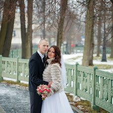 Wedding photographer Nataliya Yushko (Natushko). Photo of 18.02.2018