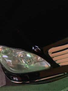 Sクラス W220 S500L ロリンザー仕様のカスタム事例画像 まなぶ ✨チームローガン✨さんの2018年11月13日17:55の投稿