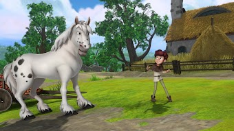 Baby Hood / Lubin's Horse