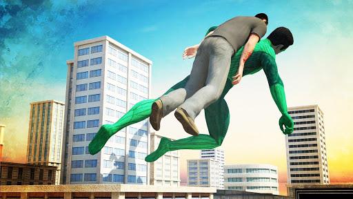 Grand Immortal Green Hero Rescue: Flash Speed Hero 1.0.0.2 screenshots 2