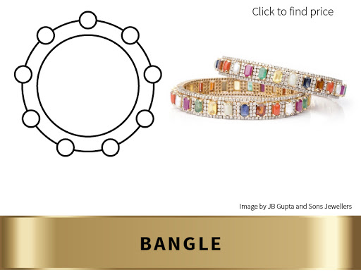 Navaratna Bangle